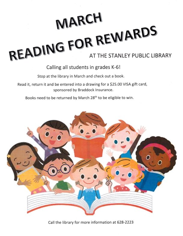 reading for rewards02272019