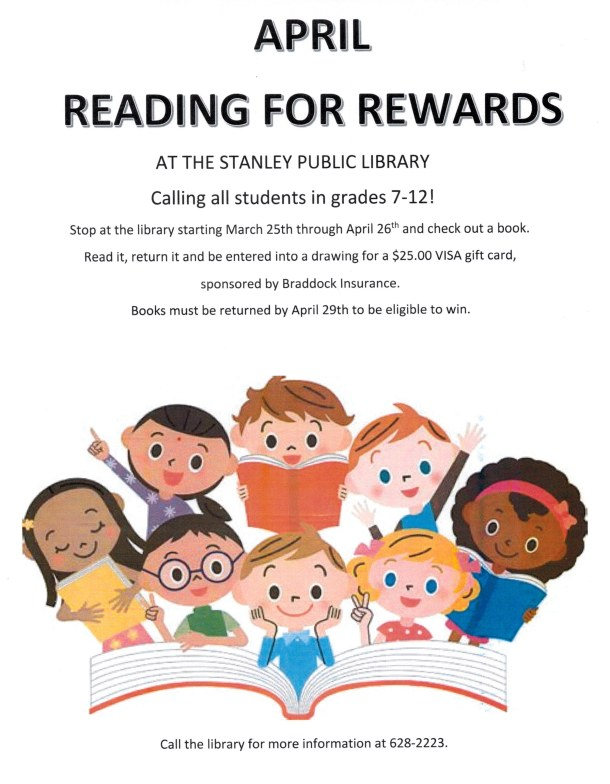 reading for rewards03222019
